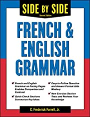 Side-By-Side French and English Grammar de…