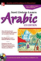 Just Listen 'n' Learn Arabic, 2e…