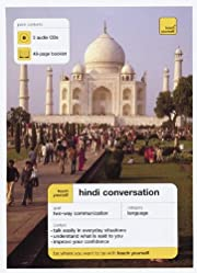 Teach Yourself Hindi Conversation (3CDs +…