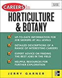 Careers in Horticulture and Botany (Careers…