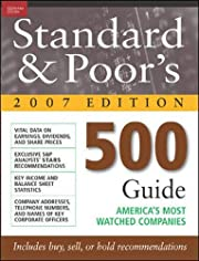 Standard & Poor's 500 Guide, 2007 Edition…