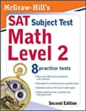 Image for McGraw-Hill's SAT Subject Test: Math Level 2, Second Edition (McGraw-Hill Education SAT Subject Test Math Level 2)