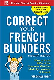 Correct Your French Blunders por Véronique…