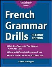 French grammar drills de Eliane Kurbegov