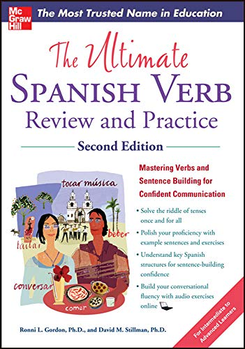 PDF] The Ultimate Spanish Verb Review and Practice, Second Edition