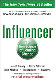 Influencer: The New Science of Leading…