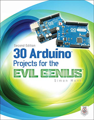 PDF] 30 Arduino Projects for the Evil Genius, Second Edition