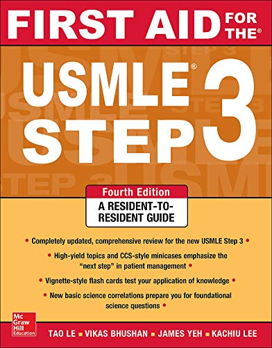 PDF] First Aid for the USMLE Step 3, Fourth Edition (First Aid USMLE