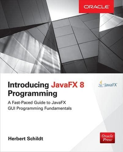 PDF] Introducing JavaFX 8 Programming (Oracle Press) | Free