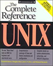 Unix: The Complete Reference av Kenneth…