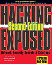 Hacking Exposed: Network Security Secrets &…