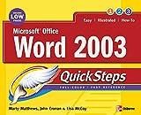 Microsoft Office Word 2003 / Marty Matthews, John Cronan, Lisa McCoy