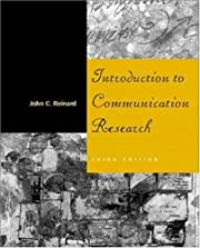 Introduction to Communication Research de…
