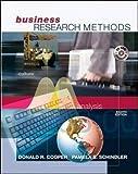 Business research methods / Donald R. Cooper, Pamela S. Schindler