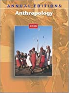 Anthropology 04/05 by Elvio Angeloni