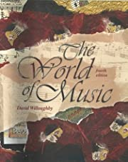 The world of music de David Willoughby