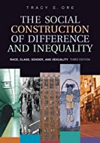 The Social Construction of Difference and…