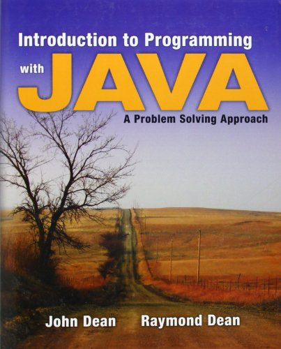 Pdf Introduction To Programming With Java A Problem border=