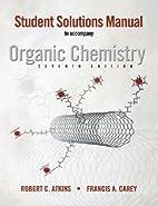 Solutions Manual to accompany Organic…