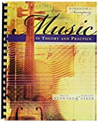 Workbook to accompany Music in Theory and…