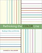 Rethinking the Color Line: Readings in Race…