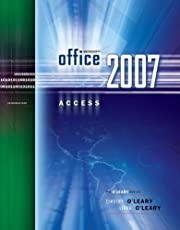 Microsoft Office Access 2007 Introductory…