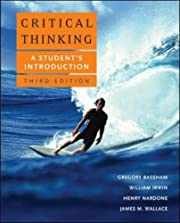 Critical Thinking: A Student's…