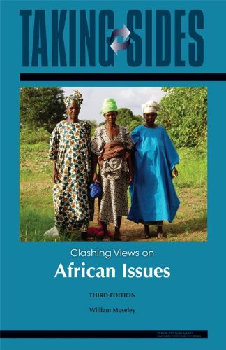 Image for Taking Sides: Clashing Views on African Issues