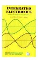 Integrated Electronics: Analog and Digital…