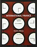 international finance an analytical approach imad a moosa
