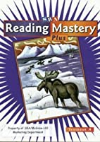 SRA Reading Mastery Plus - Textbook A -…
