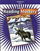 Reading Mastery Plus Grade 4, Additional…