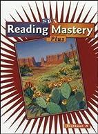 Reading Mastery Plus Grade 6, Textbook A…
