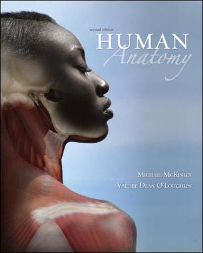 Human Anatomy, McKinley,Michael; O'Loughlin,Valerie