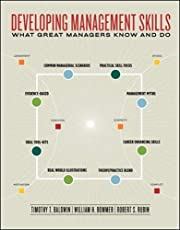 Developing Management Skills: What Great…