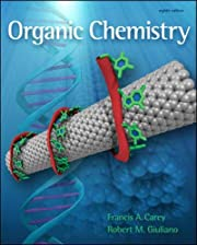 Organic Chemistry, 8th Edition by Francis A.…