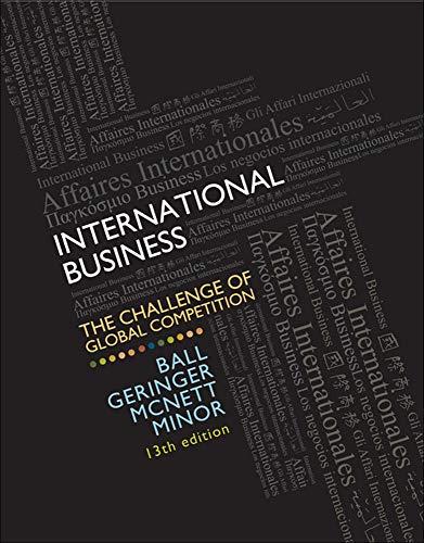 International Management Helen Deresky Pdf