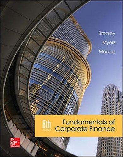 PDF] Fundamentals of Corporate Finance, 8th Edition   Free eBooks