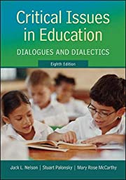 Critical Issues in Education: Dialogues and…