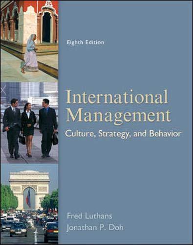 Business Management: International Business Management Pdf