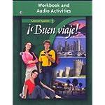 Buen Viaje Glencoe Spanish 2 Workbook and Audio Activities