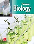 Glencoe Biology, Laboratory Manual, Student…