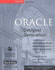 Oracle Designer Generation with CDROM por…