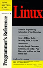 Linux Programmer's Reference by Richard…