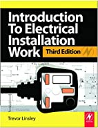 Introduction to Electrical Installation…