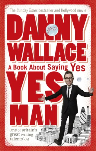 Image result for yes man danny wallace