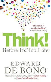 Think! : before it's too late av Edward…