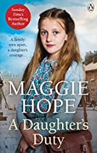A Daughter's Duty by Maggie Hope