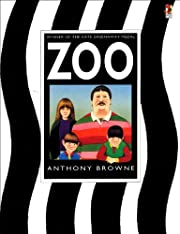 Zoo (Red Fox Picture Books) de Anthony…