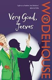 Very Good, Jeeves af P.G. Wodehouse